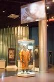 俄罗斯,莫斯科,太空博物馆博览会 免版税库存照片