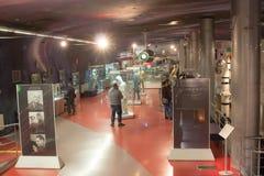 俄罗斯,莫斯科,宇宙航行学博物馆  库存照片