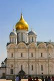 俄罗斯,莫斯科, 2011年5月2日-克里姆林宫,大教堂  库存照片