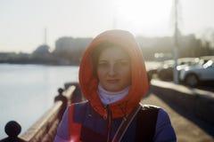 03/26/2016俄罗斯,莫斯科 一系列 免版税图库摄影