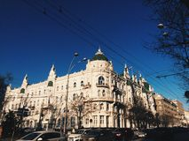 俄罗斯,顿河畔罗斯托夫 免版税库存图片