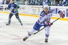 俄罗斯, 9月10日:Ilya Kovalchuk。 免版税库存照片