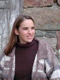 俏丽的妇女年轻人 免版税库存照片