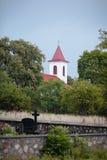 保佑的圣母玛丽亚的做法的教会 库存图片