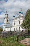 保佑的圣母玛丽亚的诞生的教会 免版税库存照片