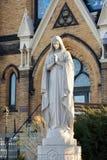 保佑的母亲玛丽 库存图片