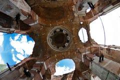 保佑的维京的诞生的寺庙 库存图片