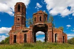 保佑的维京的诞生的寺庙 免版税库存照片