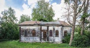 保佑的维尔京的做法的教会 库存图片