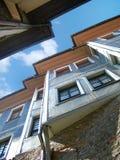 保加利亚东欧房子老普罗夫迪夫新生 免版税库存照片