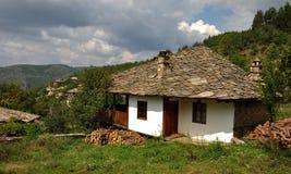 保加利亚乡下 免版税库存照片