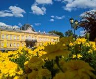 保加利亚全国美术画廊 库存照片
