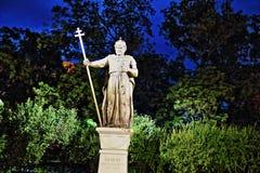 保加利亚国王纪念碑索非亚 库存图片