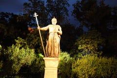 保加利亚国王纪念碑索非亚 库存照片