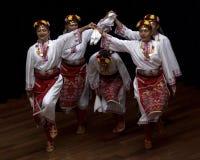 保加利亚妇女 图库摄影