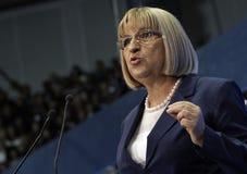 保加利亚政治总统选举GERB 免版税图库摄影