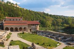 保加利亚教会四十霍莉受难者 免版税库存图片
