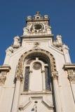 保加利亚教会耳鼻喉科的伊斯坦布尔主要st斯蒂芬 免版税库存照片