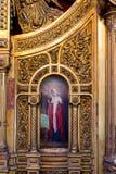 保加利亚教会st斯蒂芬 库存图片