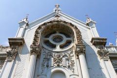 保加利亚教会st斯蒂芬 图库摄影