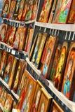 保加利亚正统象 免版税图库摄影