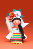 保加利亚玩偶 库存照片
