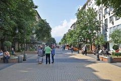 保加利亚,市索非亚, 库存图片