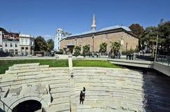 保加利亚,普罗夫迪夫 免版税库存图片