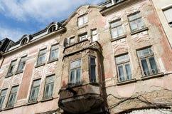 保加利亚建筑学样式 库存图片