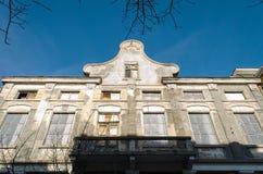 保加利亚建筑学样式 免版税库存照片