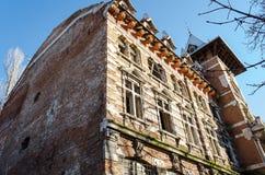 保加利亚建筑学样式 免版税库存图片