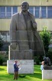 保加利亚索非亚博物馆社会主义者艺术 免版税库存照片