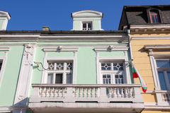 保加利亚-鲁塞 库存图片