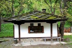 保加利亚etara房子村庄 库存照片