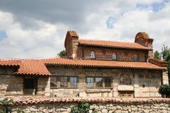 保加利亚nesebr 图库摄影