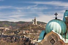 保加利亚tarnovo veliko 免版税库存照片