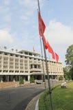 保大帝颐和园在大叻市在越南 免版税库存图片