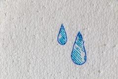 保存水天 免版税库存照片