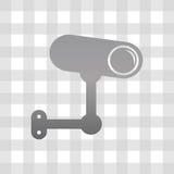 保安系统设计 库存照片