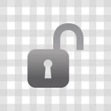 保安系统设计 免版税库存照片