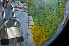 保护世界 免版税库存图片