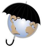 保护世界 免版税库存照片