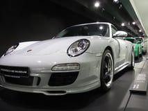 保时捷911体育经典之作在保时捷博物馆 免版税库存照片