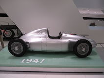 保时捷类型360 Cisitalia在保时捷博物馆 库存照片