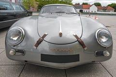 保时捷356老朋友汽车 库存图片