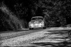 保时捷356 1500超级1952年 图库摄影