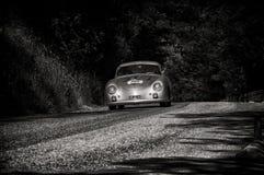 保时捷356 1500超级1952年 库存图片