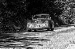 保时捷356 1500超级1952年 免版税库存照片