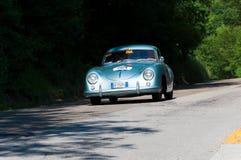 保时捷356 1500超级1952年 免版税库存图片