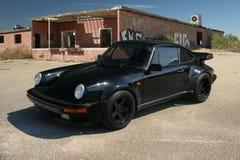 1987年保时捷911 免版税库存照片